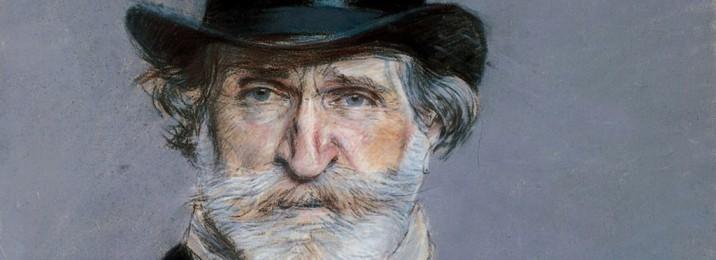 Verdi ritratto da Boldini